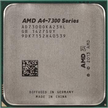 Процессор AMD A4 7300 Socket-FM2 OEM (AD7300OKA23HL)