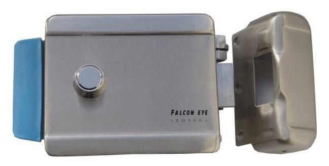 Замок электромеханический Falcon Eye FE-2370 серебристый - фото 1