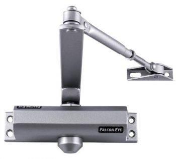 Доводчик двери Falcon Eye FE-B3W серебристый