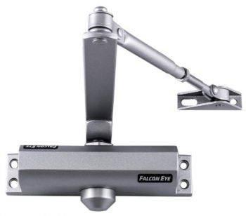 Доводчик двери Falcon Eye FE-B4W серебристый
