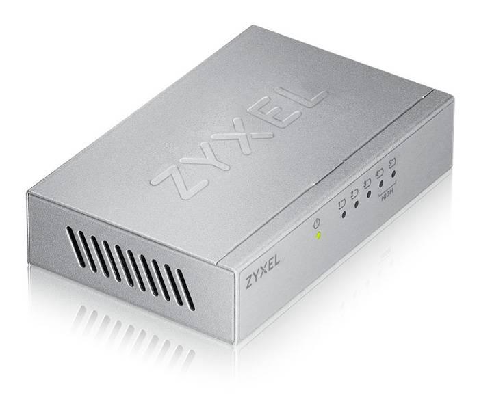 Коммутатор неуправляемый Zyxel ES-105A v3 ES-105AV3-EU0101F - фото 2