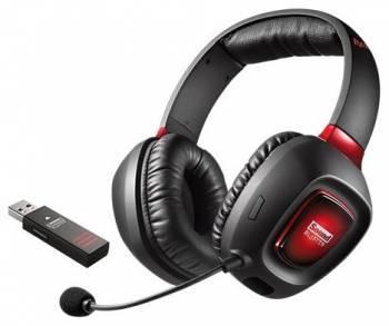 Наушники с микрофоном Creative Tactic3D Rage v2.0 черный (70GH022000003)