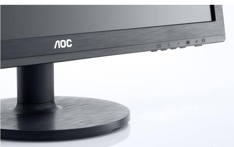 """Монитор 24"""" AOC e2460Sh (/01) черный - фото 6"""