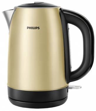 Чайник электрический Philips HD9325 / 50 шампанское