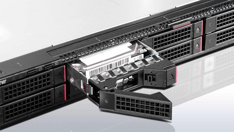Сервер Lenovo ThinkServer RD550 - фото 8