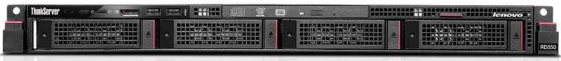 Сервер Lenovo ThinkServer RD550 - фото 2