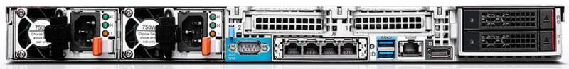 Сервер Lenovo ThinkServer RD550 - фото 3