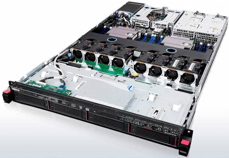 Сервер Lenovo ThinkServer RD550 - фото 6