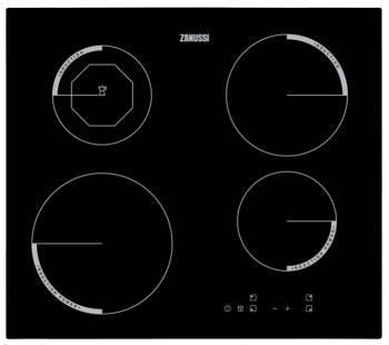 Варочная поверхность Zanussi ZEI 5680 FB черный