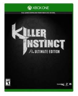 Игра для Xbox One Microsoft Killer Instinct (16+) - фото 1