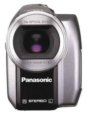 Видеокамера Panasonic SDR-S7EE серебристый - фото 4