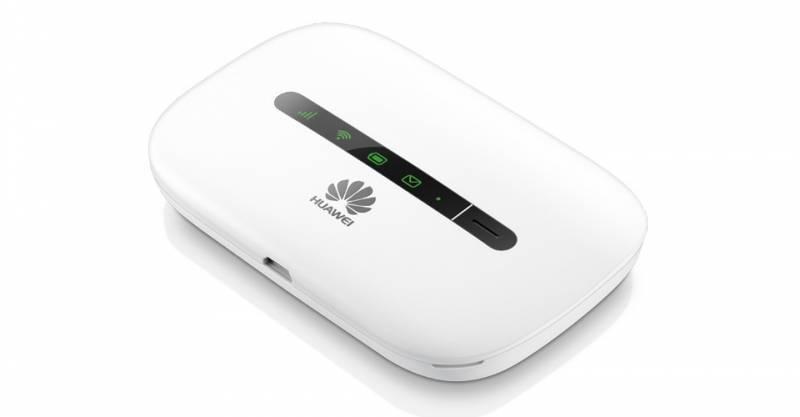 Модем 2G/3G Huawei e5330 USB белый - фото 1