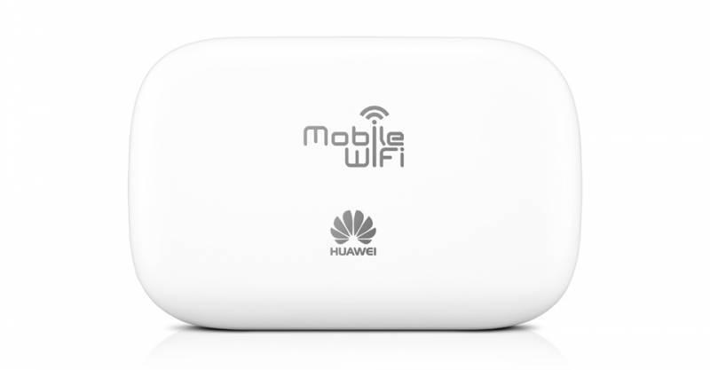 Модем 2G/3G Huawei e5330 USB белый - фото 2