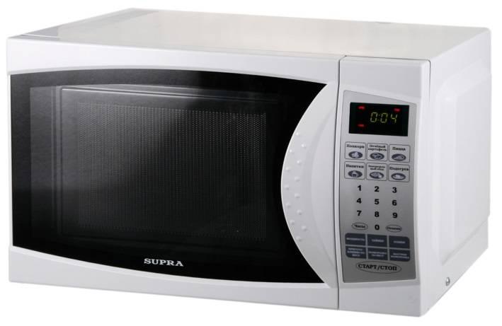 СВЧ-печь Supra MWS-1824SW белый - фото 1