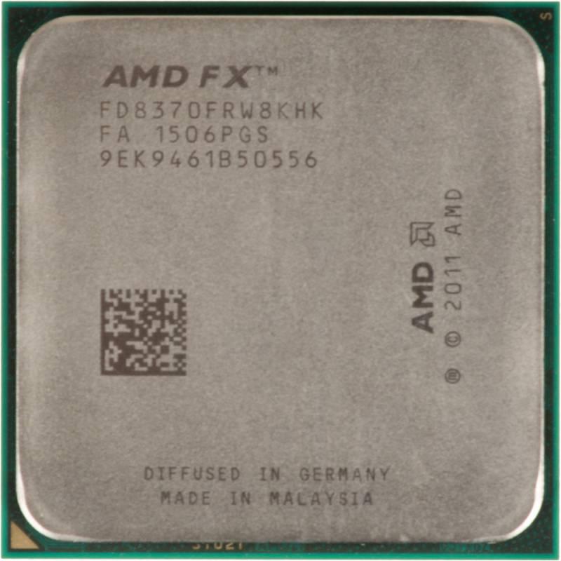 Процессор AMD FX 8370 Socket-AM3+ OEM (FD8370FRW8KHK) - фото 1