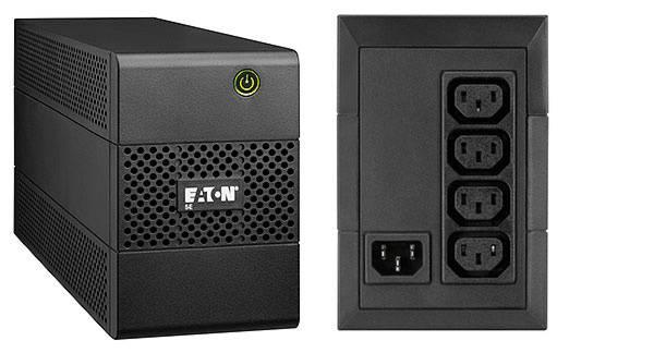 ИБП Eaton 5E 650VA черный (5E650I) - фото 1