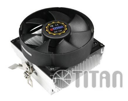 Устройство охлаждения(кулер) Titan DC-K8M925B/R диаметр 95мм - фото 1