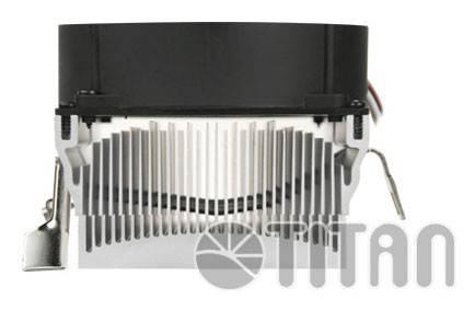 Устройство охлаждения(кулер) Titan DC-K8M925B/R - фото 3