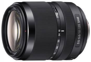 �������� Sony DT 18-135mm f / 3.5-5.6 SAM (SAL-18135 )