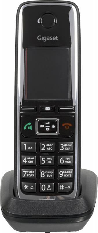 Телефон IP Gigaset C530A IP черный - фото 1