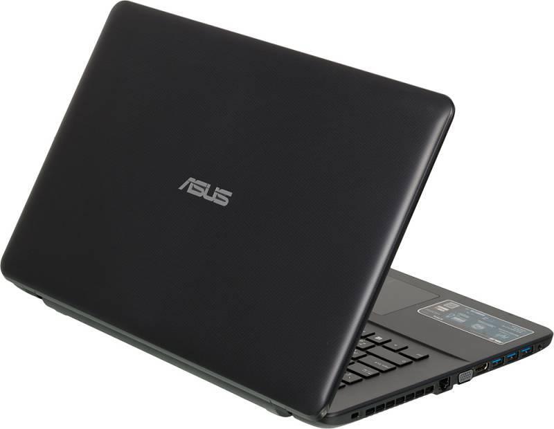 """Ноутбук 17.3"""" Asus X751LDV-TY155H черный - фото 6"""