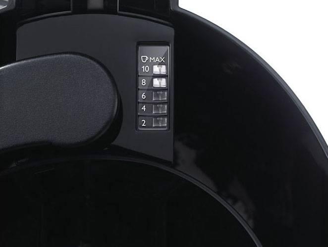 Кофеварка капельная Philips HD7447/00 белый - фото 4