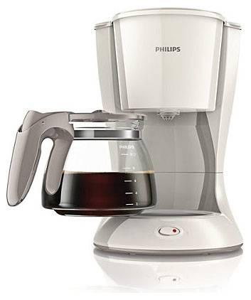 Кофеварка капельная Philips HD7447/00 белый - фото 2