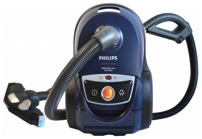 Пылесос Philips Performer FC9150/02 синий - фото 1