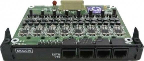 Плата расширения Panasonic KX-NS5174X - фото 1