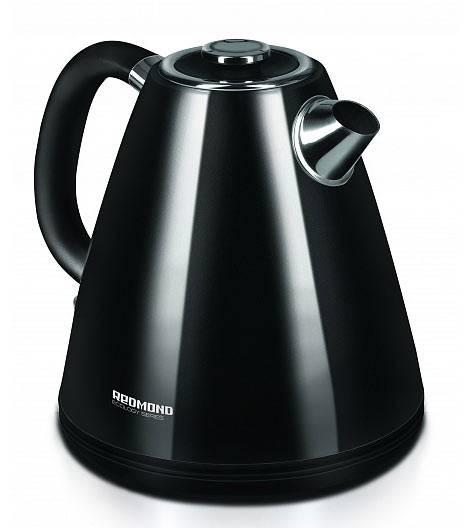 Чайник электрический Redmond RK-M132 черный - фото 1
