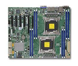 Серверная материнская плата Soc-2011 SuperMicro MBD-X10DRL-i-O ATX