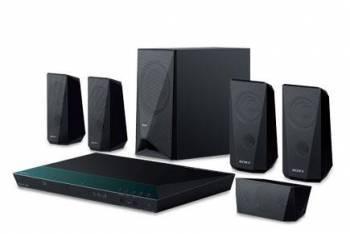 Домашний кинотеатр Sony BDV-E3100 черный / черный