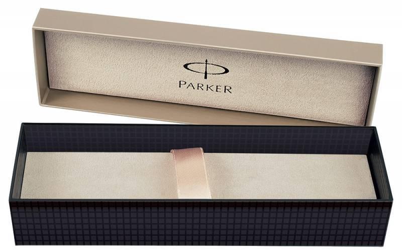 Ручка перьевая Parker Urban Premium Vacumatic F206 Silver-Blue Pearl (1906868) - фото 3
