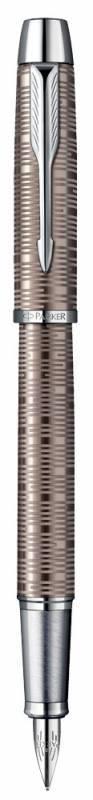 Ручка перьевая Parker IM Premium Vacumatic F224 коричневый (1906777) - фото 1