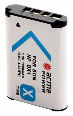 Аккумулятор для видеокамер AcmePower AP-NP-BX1