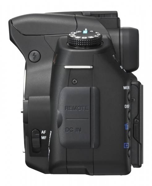 Фотоаппарат Sony Alpha DSLR-A300 черный - фото 3