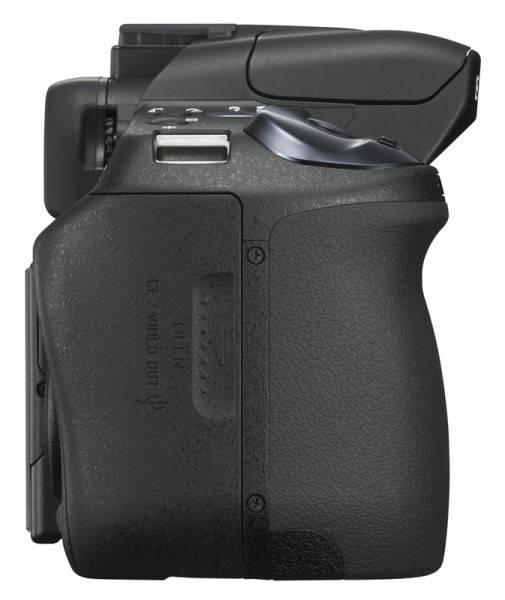 Фотоаппарат Sony Alpha DSLR-A300 черный - фото 4