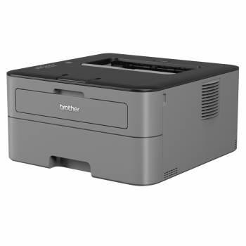 Принтер Brother HL-L2300DR черный / серый