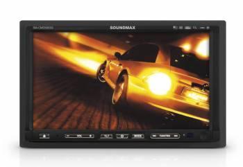 Автомагнитола Soundmax SM-CMD5003G (SM-CMD5003G(ЧЕРНЫЙ)\W КОМПЛ)