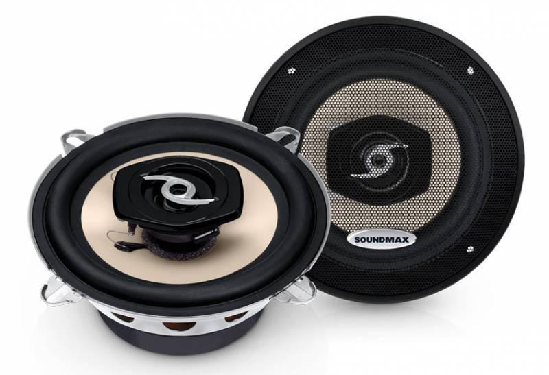 Автомобильные колонки Soundmax SM-CSA502 - фото 1