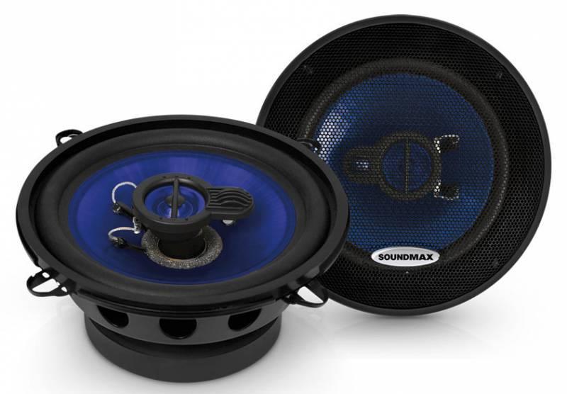Автомобильные колонки Soundmax SM-CSE503 - фото 1
