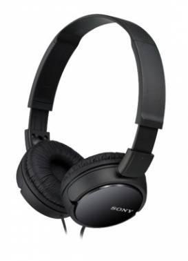 Наушники Sony MDR-ZX110 черный (MDRZX110B.AE)