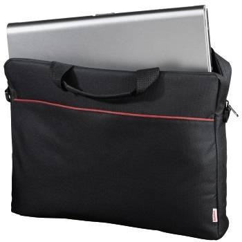"""Сумка для ноутбука 15.6"""" Hama Tortuga черный - фото 2"""
