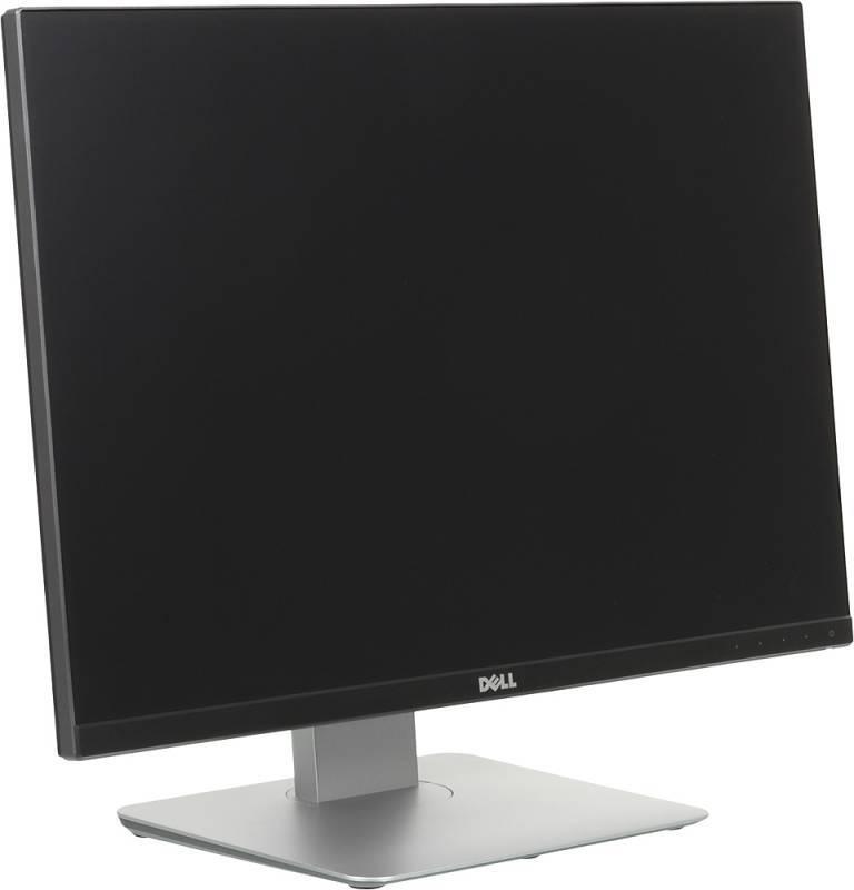 """Монитор 24.1"""" Dell UltraSharp U2415 черный - фото 2"""
