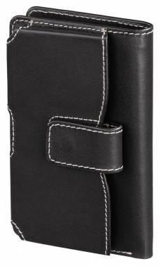 Чехол-книжка Hama size L черный