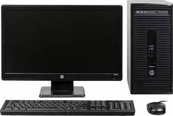 """Системный блок 20"""" HP ProDesk 400 G2 черный (J8T56ES)"""
