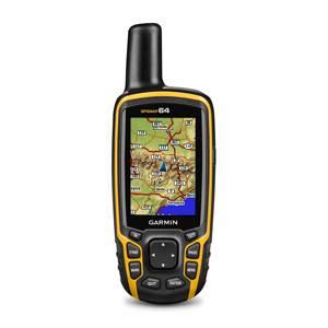 """GPS-навигатор Garmin GPSMAP 64 2.6"""" черный (010-01199-01)"""