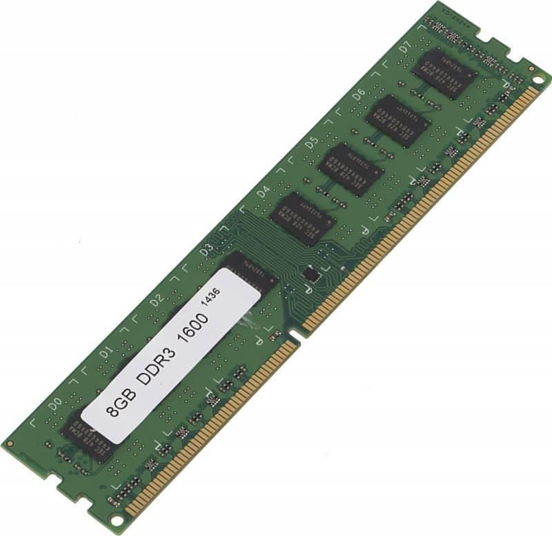 Модуль памяти DIMM DDR3 8Gb Samsung K4B4G0846D-BCMA000 - фото 1