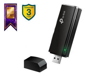 Сетевой адаптер WiFi TP-Link AC1300 (ARCHER T4U)