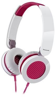 Наушники Panasonic RP-HXS200E-P розовый - фото 1